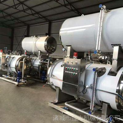 强大机械出售大型蒸汽加热杀菌锅