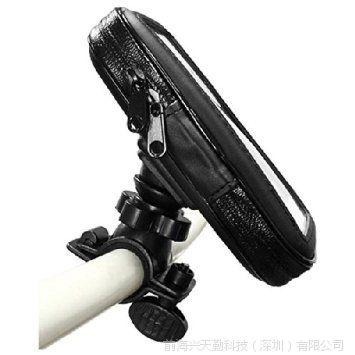 自行车/摩托车/电动车用手机导航支架 防水包袋厂家直批mount