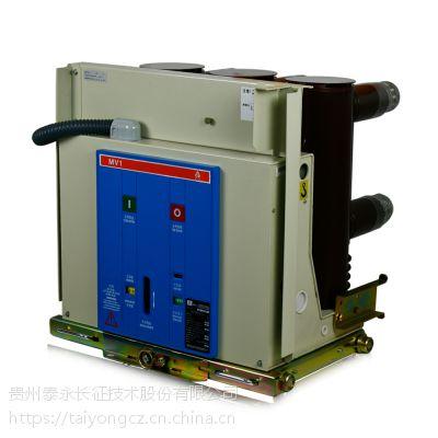泰永长征MV1系列真空断路器 高压断路器 厂家直销