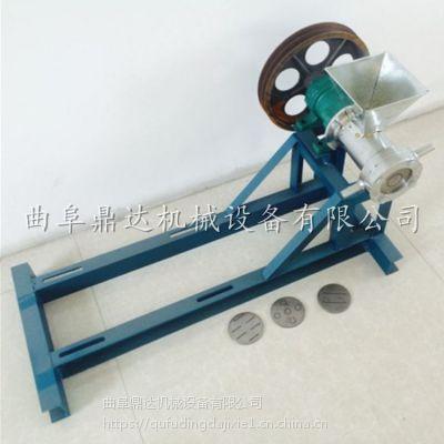 鼎达厂家直销 糖酥粽子机 柴油机带动面粉膨化机