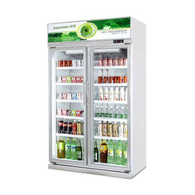 绿缔 保鲜展示柜 超市冷柜 便利店冷柜