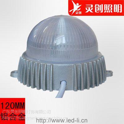湖北武汉七彩LED点光源厂家 保障/保证 寿命长 高光效性价比高---灵创照明