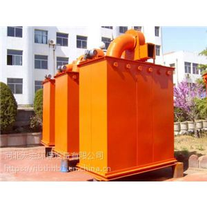 单机布袋除尘器除尘效率稳定可根据场地定制