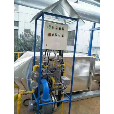 塑料软包装印刷烘箱电改气、涂布烘箱电改气