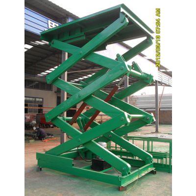 南昌升降机 九江升降平台 升降货梯安装维修