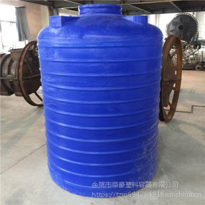 普力无压力滚塑容器,2吨PE储罐企业厂家