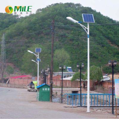 新农村6米太阳能路灯斯美尔厂家直销