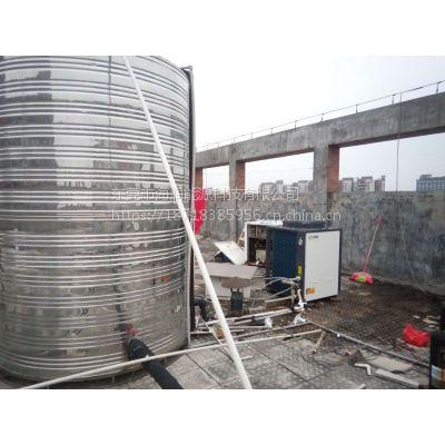 东莞中堂万江望牛墩空气能热水工程安装