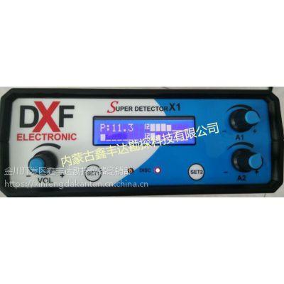 宁夏银川DXF金属探测器X1 Pro. 大深度金属探测器