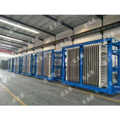 欧亚德建材加工生产机械 新型轻质墙板设备 墙板机械