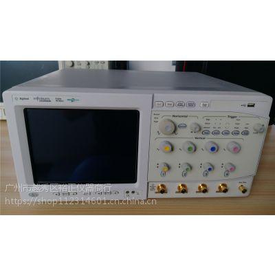 Agilent安捷伦DSO80604B数字示波器6G 带宽40G采样4通道示波器