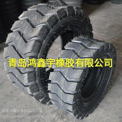 供应前进轮胎17.5-25铲车轮胎超宽体10孔钢圈8孔钢圈