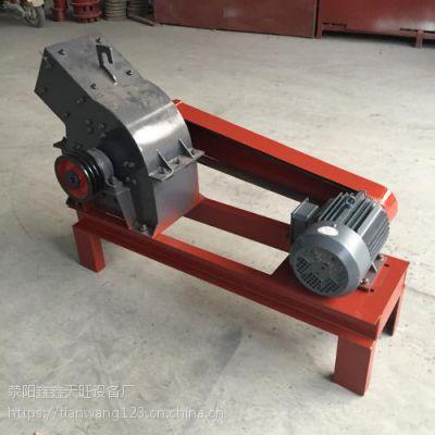 河北唐山鑫旺PC400X300型锤式砖瓦破碎机安装要求
