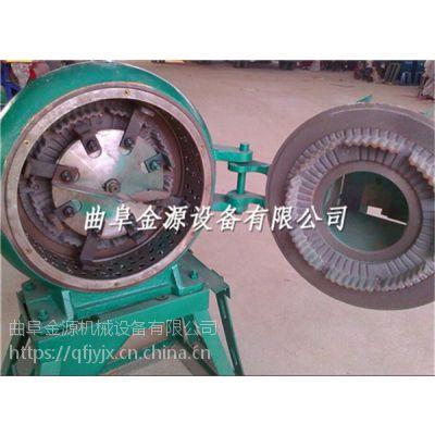 金源直销去皮磨面机中小型磨坊单机多用磨面机