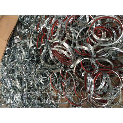 不锈钢焊接风管的连接方式有哪几种