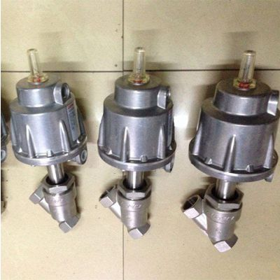 DN8【316L】不锈钢执行器角座阀哪家强