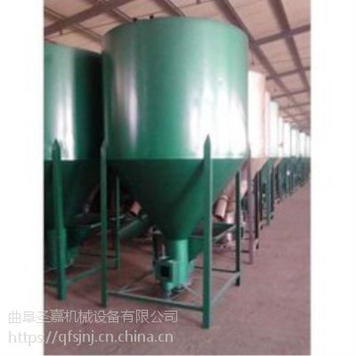 不锈钢饲料搅拌机 加厚饲料混料机制造商