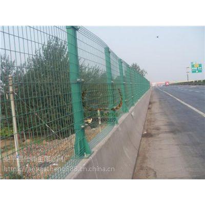 高速公路护栏网_润程高温浸塑围网_高速公路护栏网尺寸