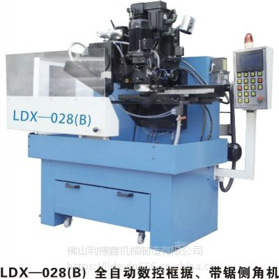 高品质自动研磨机 数控双金属刃磨机 高精度锯条机 锯条磨齿机 广东数控磨床