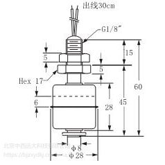 中西(LQS现货)小型金属开关 型号:fb14-XD-10M1库号:M232561