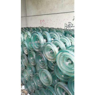 莆田回收瓷瓶厂家 上门回收玻璃绝缘子价格 复合绝缘子型号价格