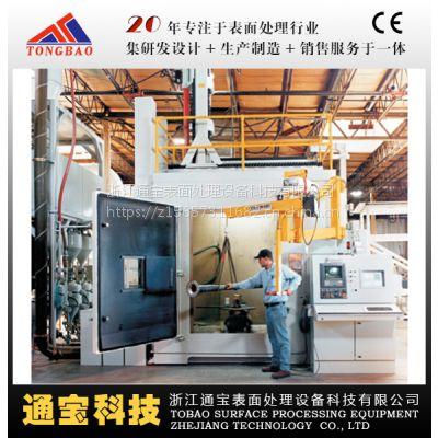 浙江通宝专业生产TB 四轴通用数控自动喷砂机 高精密喷砂机 高精密喷丸机 数控喷丸机