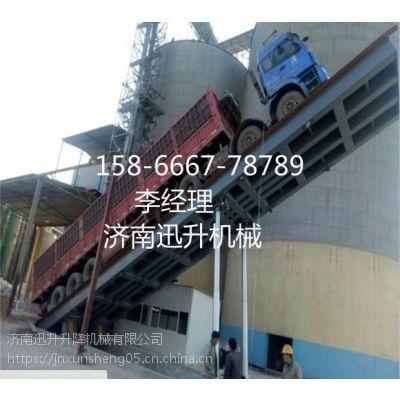 巴彦淖尔翻板机、 60吨液压翻板机、卸车翻板厂家新闻