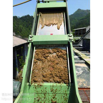 广元不锈钢猪粪固液分离机厂家批发、全自动一键操作使用说明