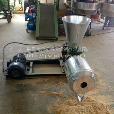 磨面机 3 两相电五谷杂粮去皮磨面机 小型精细面粉机