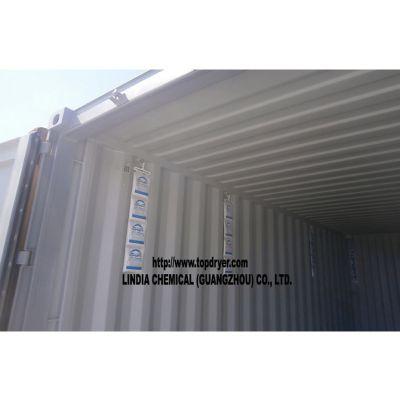 纸箱受潮软化原因分析 TOPDRY集装箱干燥剂