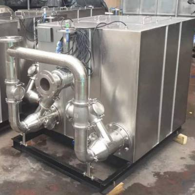 鑫溢 马桶污水提升器 济南不锈钢污水提升器 设计
