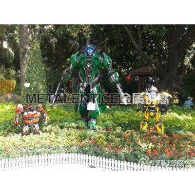 变形金刚智能机器人公园、商场、广场、活动策划吸引人流