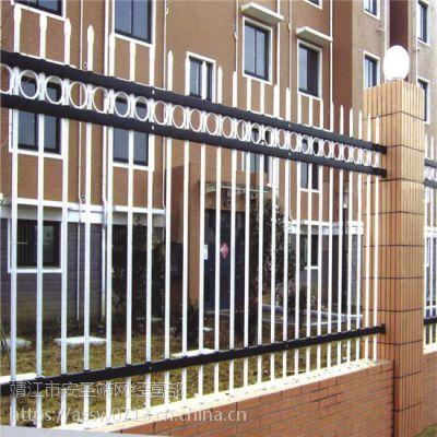 厂家批发塑钢围栏 锌钢护栏 方管穿插组装护栏杆 定做 现货护栏