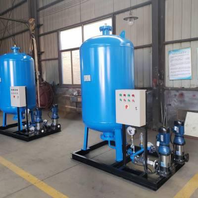 鑫溢 自动运变频供水设备 高层二次加压给水设备 特点
