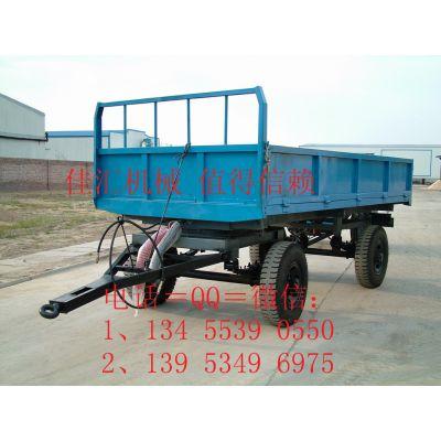 加固型:6吨自卸车斗 拖拉机拖斗 挂车 货厢 车斗 拖车厂家山东佳汇