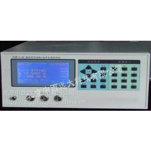 中西供磁性材料功耗功率电感测试仪 型号:QW11-VR152库号:M406704