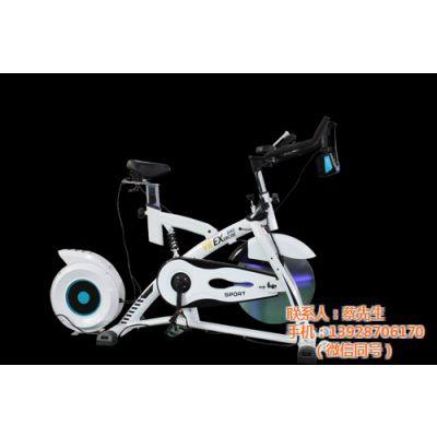 猎金科技VR自行车 室内也能踩自行车 运动健身必备骑行运动VR设备