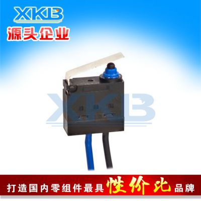 星坤XKB厂家直销小鹿单车锁防水微动开关