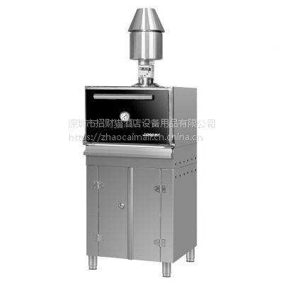 代理原装进口西班牙嘉士伯JOSPER HJX25-L落地式不锈钢木碳烧烤炉