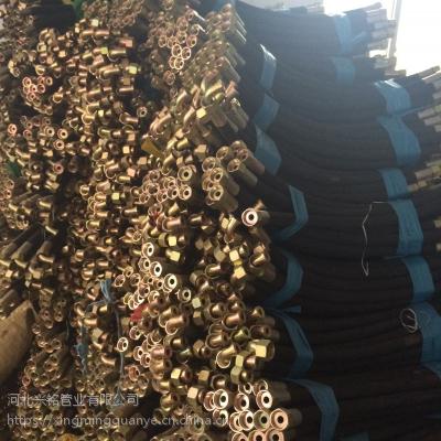 专业生产各种规格高压油管 低压加布胶管 质量好 价格低