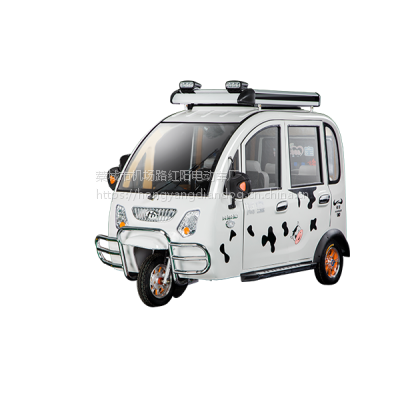 海宝牛电三轮电轿全棚全封闭电动三轮车客运三轮车整车和全车配件