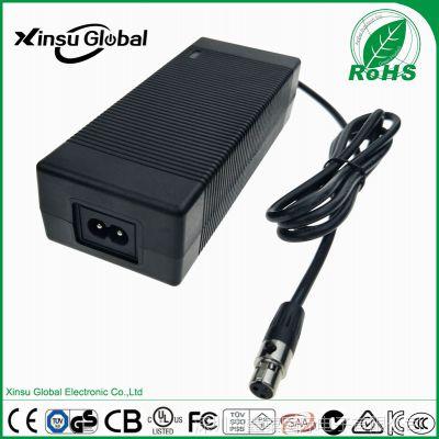 58.8V2A充电器 xinsuglobal 欧规LVD GS认证 58.8V2A锂电池充电器
