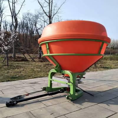 厂家直销农用化肥抛撒机高效施肥器拖拉机后置扬肥机