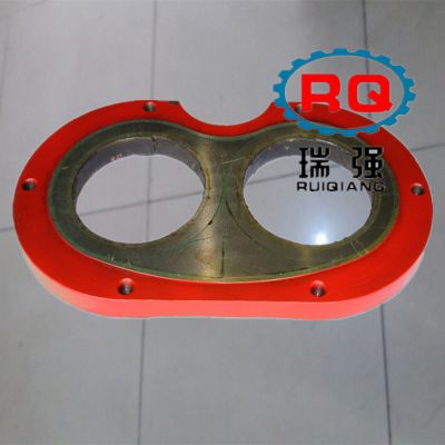 供应小型泵车配件砂浆泵细石泵佳乐泵民乐泵等眼镜板切割环质量保证
