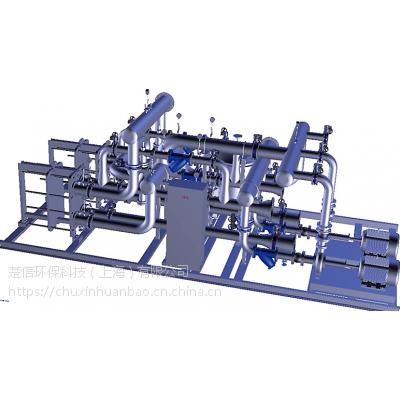 桑德斯换热器机组设计制造