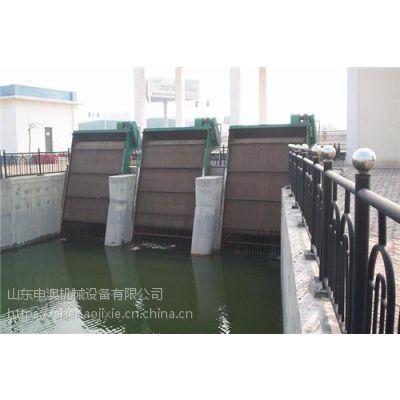 申澳机械印染厂污水处理设备机械格栅除泥机