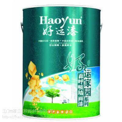 好运家园森呼吸墙面乳胶漆|广东|好运漆