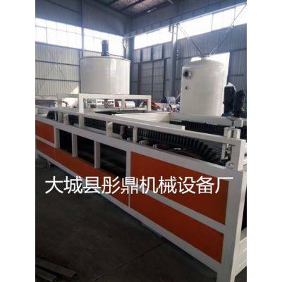 彤鼎-热固复合聚苯板设备生产线TEPS厂家