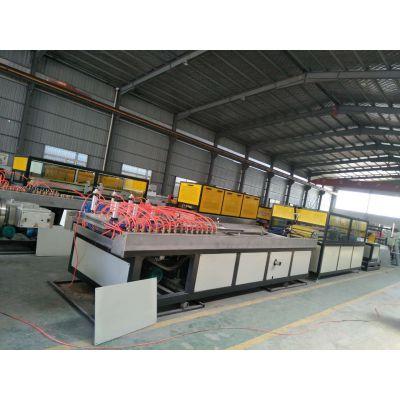 供应仿大理石装饰板材生产线/护墙板生产线/集成墙板设备