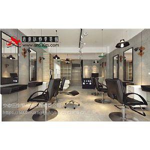 合肥美发店装修 美发店设计 改变从此刻开始